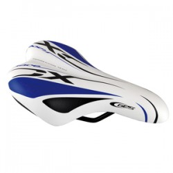 SELLE ENFANT RACE XC BLEUE
